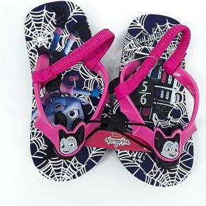 GYMBOREE ANIMAL PARTY NEON PINK BOW JELLY SANDALS 03//04 5//6 7//8 NWT